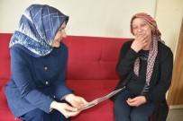 ERKILET - Fatma Çolakbayrakdar Ziyaretlerine Devam Ediyor