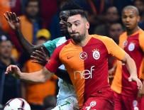 EREN DERDIYOK - Galatasaray evinde kaybetti