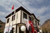 ERCAN ÇİMEN - Gümüşhane'de Muhtarlar Gününde Muhtar Ofisi Açılışı Gerçekleştirildi