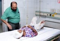 PENCAP - Hindistan'daki Tren Kazasında En Az 50 Ölü