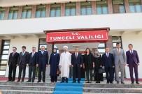 İlk Defa Bir Diyanet İşleri Başkanı Tunceli'ye Geldi, Cuma Namazını Kıldırdı