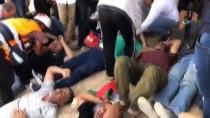 LUT GÖLÜ - İsrail Güçlerinden Han El-Ahmer'deki Gösteriye Müdahale