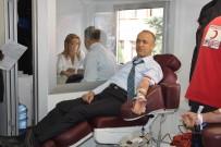 Kamu Çalışanlarından Kan Bağışı