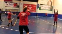 AVRUPA HENTBOL FEDERASYONU - Kastamonu Belediyespor'da EHF Kupası Maçı Hazırlıkları