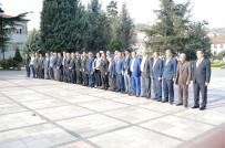 MUHTARLAR KONFEDERASYONU - Kastamonu'da 19 Ekim Muhtarlar Günü Kutlandı