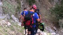 KELEBEKLER VADİSİ - Kelebekler Vadisi'nde Düşerek Yaralanan Kişi Kurtarıldı