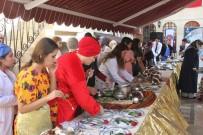 Kilis'te Yöresel Yemekler Yarıştı