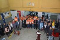 Kırıkkale'de 30 Kişiye İş Makinesi Operatörlük Sertifikası Verildi