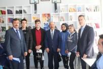 ÖDÜL TÖRENİ - Kitap Kurdu Öğrenciler Ödüllendirildi