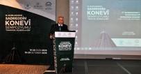 FELSEFE - Konya'da 3. Uluslararası Sadreddin Konevi Sempozyumu Başladı