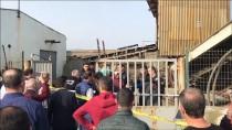 Maden Taşıma Bandının Tamburuna Sıkışan Kişi Öldü