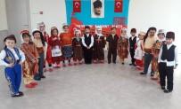 ŞEHİT YÜZBAŞI - Minikler Ankara'nın Başkent Oluşunu Kutladı