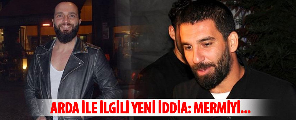 Nagehan Alçı'dan Arda Turan'la ilgili yeni iddia
