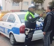 GÜZERGAH - Öğrenci Servisi Şoförü Alkollü Çıktı