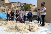 Öğrenciler, Tarihi Mekanları Gezdi, Kış Hazırlıklarını Gördü