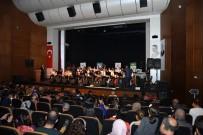 FETHİ GEMUHLUOĞLU - Öğrencilerin Konseri Büyük İlgi Gördü