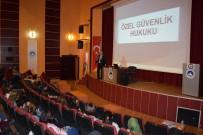TOPLUM DESTEKLI POLISLIK - Okul Çevrelerinde Görevlendirilecek 120 Güvenlik Görevlisine Eğitim