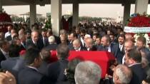 SAADET PARTISI GENEL BAŞKANı - Oya Akgönenç Muğisuddin Son Yolculuğuna Uğurlandı