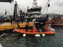 KIREÇBURNU - (Özel) Aracını Denize İtti, Taksiye Binip Gitti