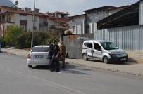 POLİS ARACI - Polisten Film Gibi Operasyon
