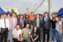 MUSTAFA ÜNAL - Rektör Ünal, Topluluk Tanıtım Günlerinde Öğrencilerle Buluştu
