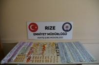 KAMU GÖREVLİSİ - Rize'de Polisin Şüphelendiği Şahıs Dolandırıcı Çıktı
