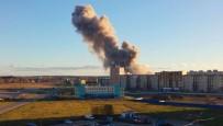 PETERSBURG - Rusya'da Havai Fişek Fabrikasında Patlama Açıklaması 2 Ölü