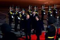 VLADIMIR PUTIN - Rusya Devlet Başkanı Putin Özbekistan'da