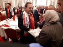 TARıM - Samsun Büyükşehir Belediye Başkanı Şahin Hemşehrileriyle Buluştu