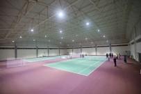 OYUN DÜNYASI - Şanlıurfa'da Tenis Oyun Dünyasının Yapımı Tamamlandı