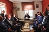 AYDıN ERDOĞAN - Seydişehir'de Muhtarlar Günü Kutlandı