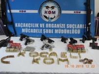 SİLAH KAÇAKÇILIĞI - Silah Kaçakçılarına Büyük Darbe Açıklaması 25 Gözaltı
