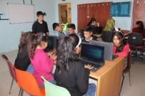 BİLİM ADAMI - Siverek'te Köy Okulunda Bilişim Sınıfı Kuruldu