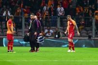 AHMET ÇALıK - Spor Toto Süper Lig Açıklaması Galatasaray Açıklaması 0 - Bursaspor Açıklaması 0 (İlk Yarı)