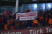AHMET ÇALıK - Spor Toto Süper Lig Açıklaması Galatasaray Açıklaması 1 - Bursaspor Açıklaması 1 (Maç Sonucu)