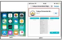 APPLE STORE - Trakya Üniversitesi 'Öğrenci İşleri Daire Başkanlığı Mobil Uygulaması' Kullanıma Açıldı