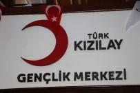 GENÇLİK MERKEZİ - Türk Kızılay'ın İlk Gençlik Merkezi Olan 'Ankara Gençlik Merkezi' Açıldı