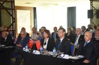 KANAL İSTANBUL - Türk Ve Çinli İş Adamları İstanbul'da Buluştu