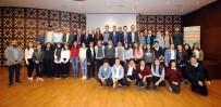 EĞİTİM TOPLANTISI - Tuzla Belediyesi, Uluslararası Projeyle Eğitim Ve İstihdamda Bir İlki Daha Gerçekleştirdi