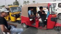 BAĞDAT - Uzak Doğu'dan Bağdat'a Uzanan Motor Taksi 'Tuk Tuk'