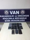 AKILLI CEP TELEFONU - Van'da 13 Adet Kaçak Telefon Ele Geçirildi