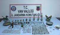 BIZANS - Van'da 629 Parça Tarihi Eser Ele Geçirildi
