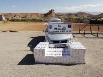 KAÇAK SİGARA - Van'da 8 Bin Paket Kaçak Sigara Ele Geçirildi
