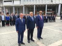ZONGULDAK VALİSİ - Zonguldak'ta Muhtarlar Günü Kutlandı