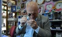 KANDIL - 84 Yaşındaki Saatçi Ustası Yıllara Meydan Okuyor