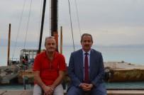 SU KAYAĞI - Adilcevaz'a Tekne Yanaşma İskelesi