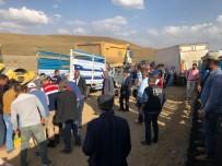 Ağrı'da Trafik Kazası Açıklaması 2 Ölü, 2 Yaralı