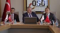ÖFKE KONTROLÜ - Aile, Çalışma Sosyal Hizmetler İl Müdürlüğü Kayseri OSB Çalışanlarına Eğitim Verecek