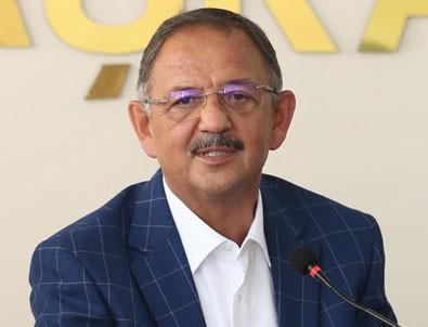 AK Parti'li Özhaseki'den AK Parti- MHP ittifakına ilişkin açıklama