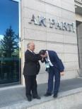AK Partide En Tecrübeli Ve En Genç İlçe Başkanı Bir Araya Geldi